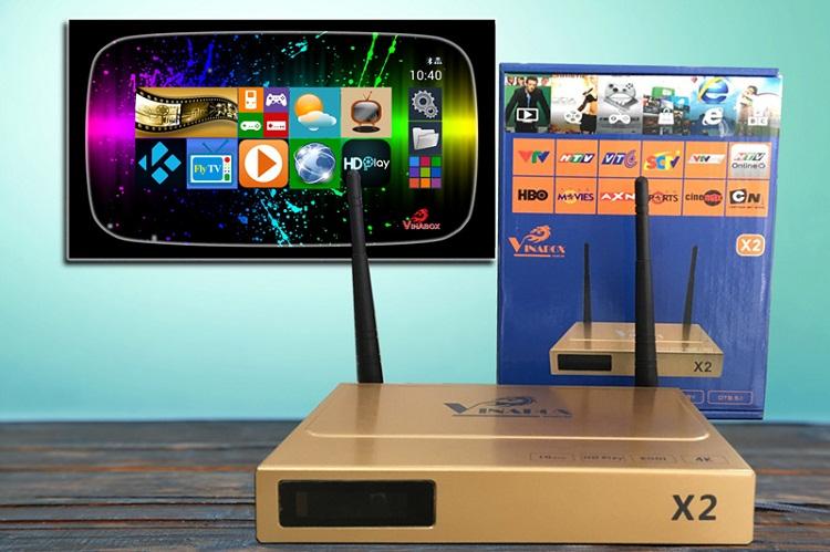 [HUEHDPLUS] VINABOX X2 - Lựa chọn hoàn hảo cho Android TV Box phân khúc giá rẽ