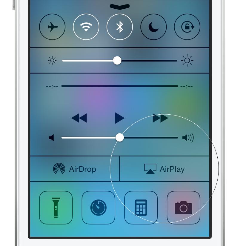 Sử dụng Airplay Mirroring từ iOS lên các thiết bị Android TV Box